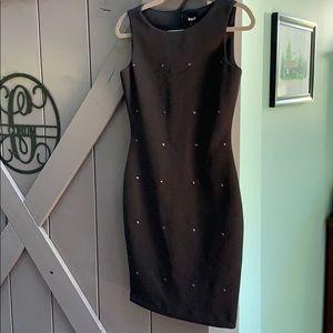 NWT DKNY little black dress LBD 4 very classy
